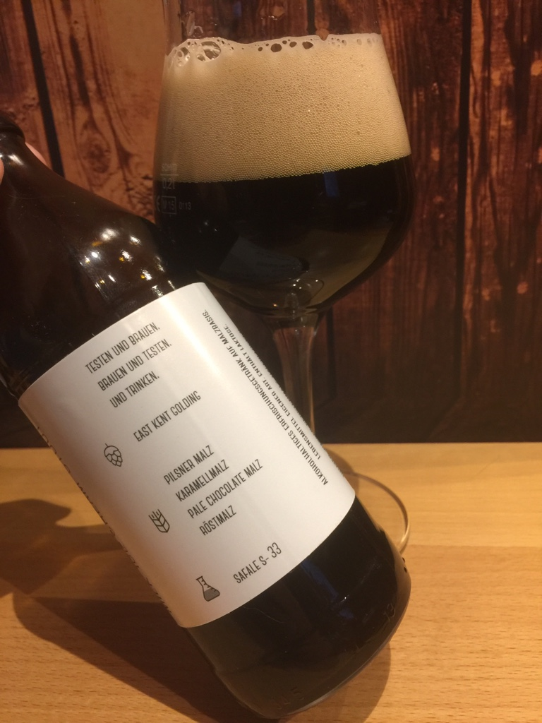 Testbräu - Milk Ice Cream Stout Zutaten