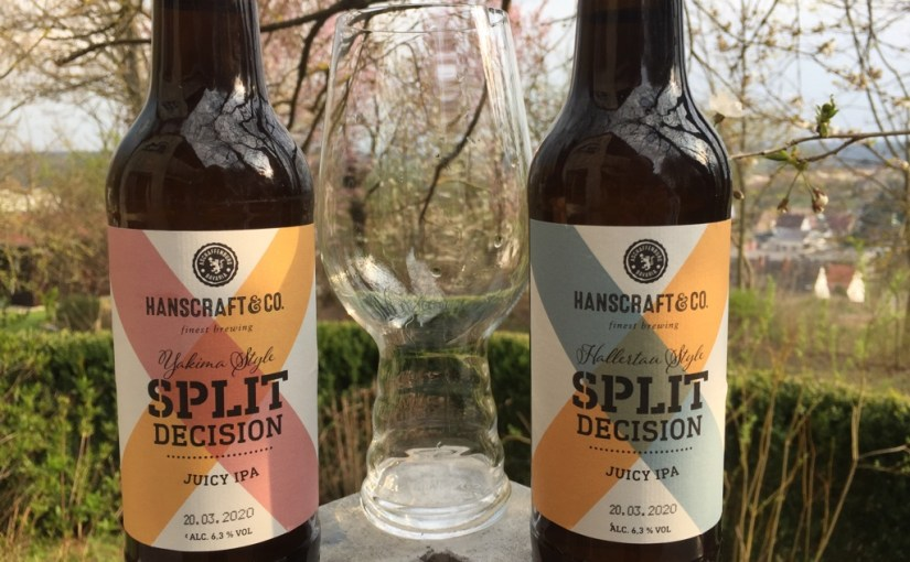 Hanscraft & Co - Split Decision