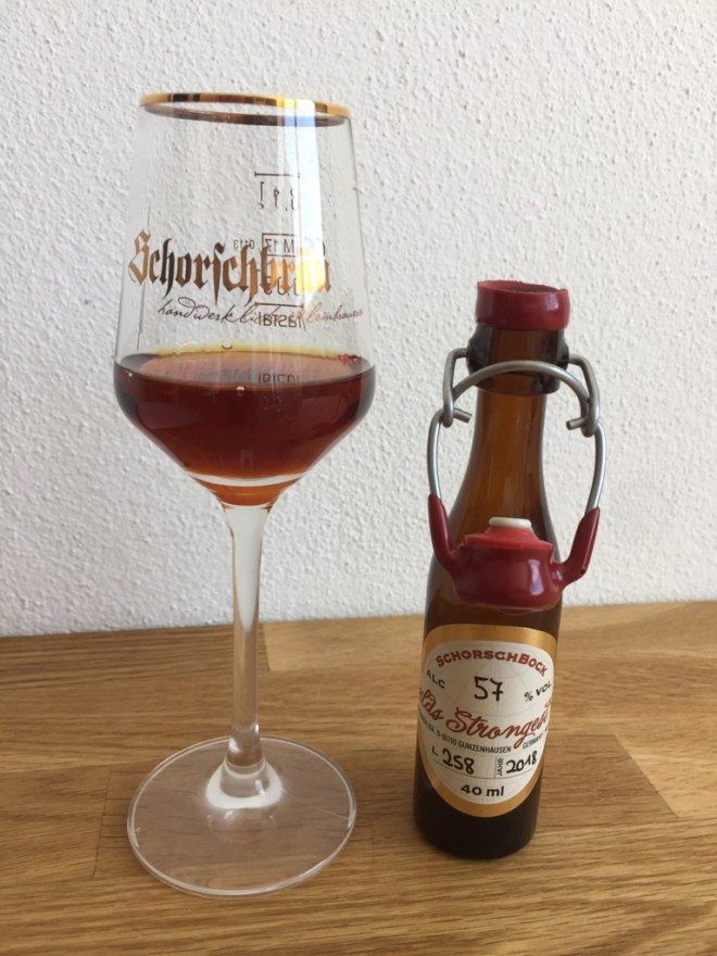 Schorschbock 57 - World's Strongest Beer!