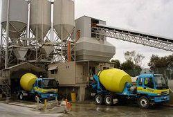 Производство бетонной смеси на бетонном заводе бетон ковылкино