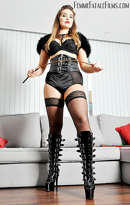 Feature Interview  Goddess Serena  Domme Addiction
