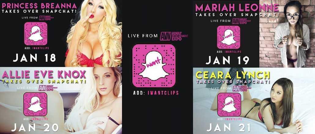 IWC AVN Snapchat