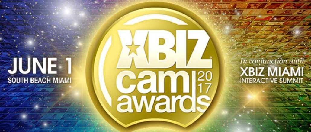 XBIZ Cam Awards Announced