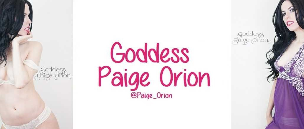Goddess Paige Orion