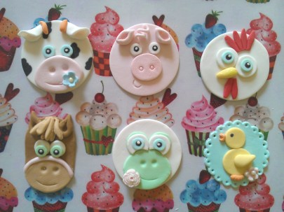 Animal Farm Toppers