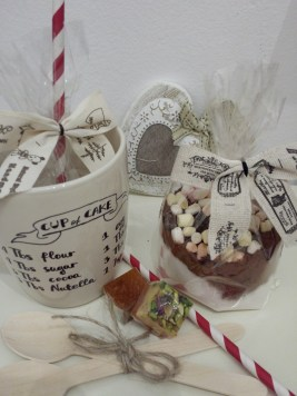 Cup of Cake Gift
