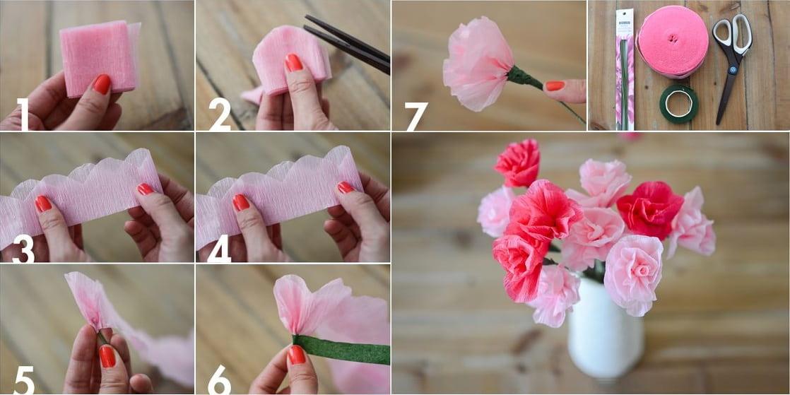 Красивый и нежный букет из алых роз станет прекрасным украшением для праздничного стола