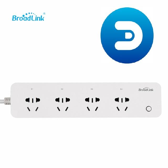Multiprise Wifi Broadlink MP1: intégration dans Domoticz