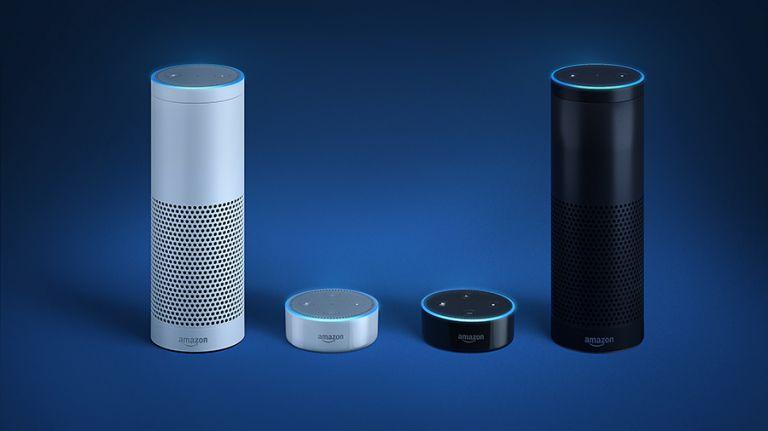 Les Enceintes connectées Alexa