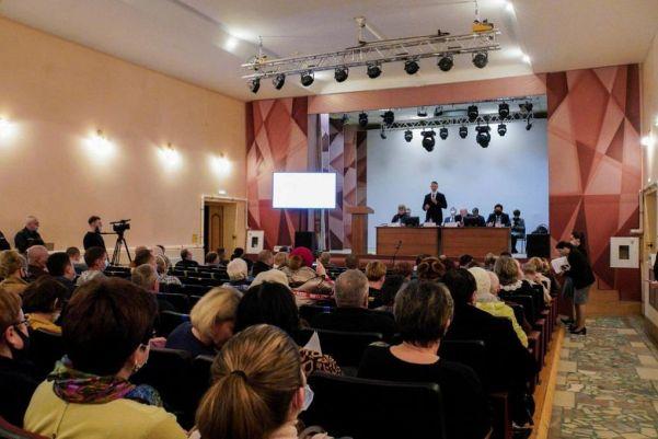 Отчёт начальника территориального отдела микрорайона Востряково за 2020 год