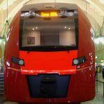 Электропоезд Siemens Desiro Ласточка
