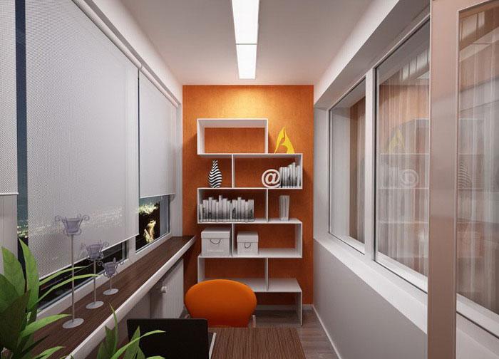 Ремонт и наружная отделка балконов