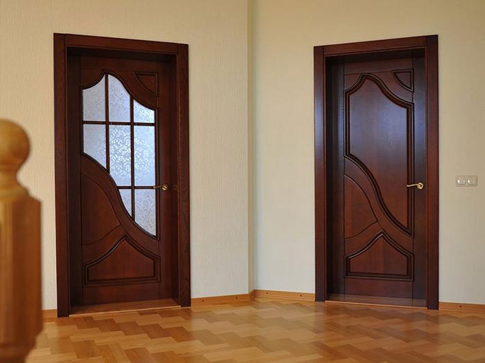 Основные критерии выбора межкомнатных дверей