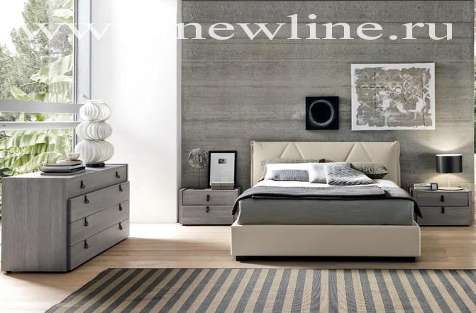 Итальянская спальня в стиле модерн. Современные спальни италии