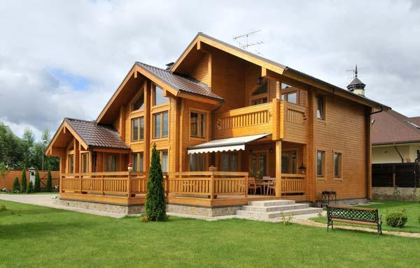 Как выбрать брус для строительства деревянного дома