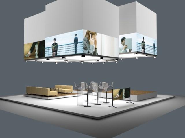 Выставочное оборудование - стенды и прочее