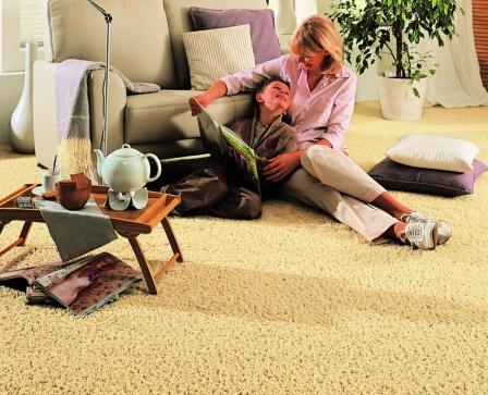 Ковры и ковровые покрытия дома