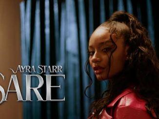 Ayra Starr – Sare MP4 Download