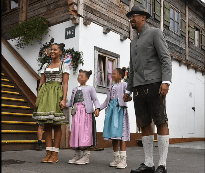 Footballer Jerome Boateng is fined £1.5m after being convicted of biting and punching the mother of his twin daughters