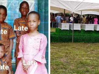 Four Siblings died of food positioning in Abia
