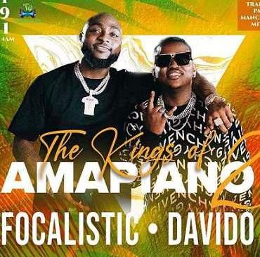 Davido - Champion Sound ft Focalistic