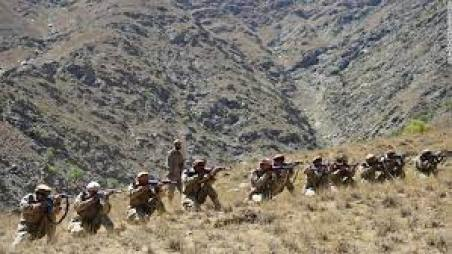 Heavy clashes erupt between Taliban and anti-Taliban group in the last province not controlled by Taliban