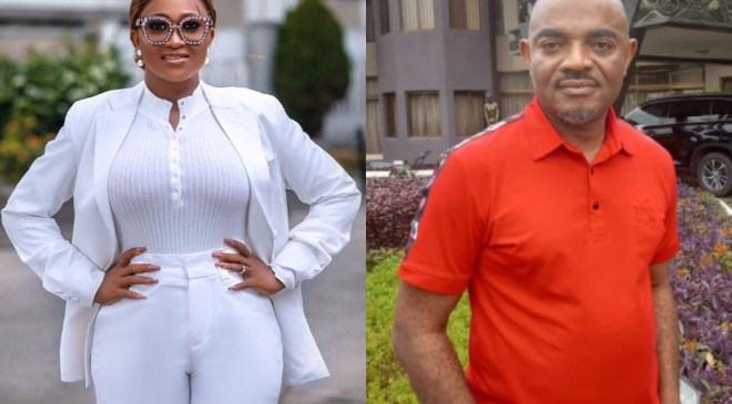 Nollywood Is A Dumping Ground To All Society Rejects – Mary Njoku Counters Emeka Rollas's Post