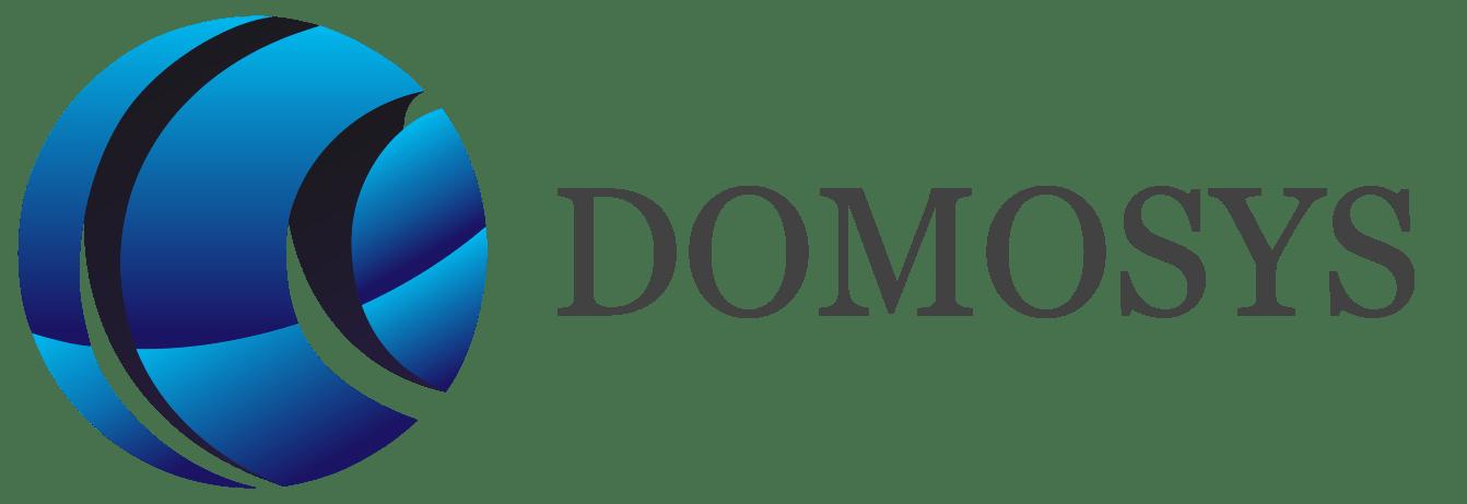 Logo Domosys Solution sécurité alarmes intrusion alarmes incendie domotique contrôle d'accès