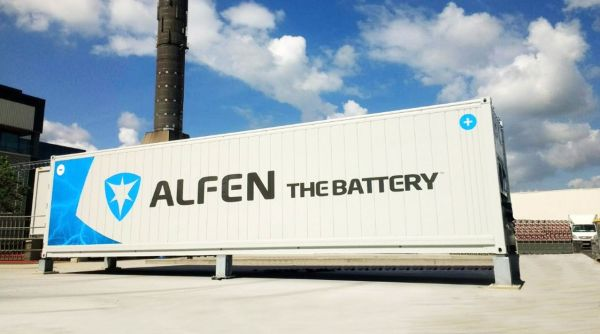 Alfen the Battery