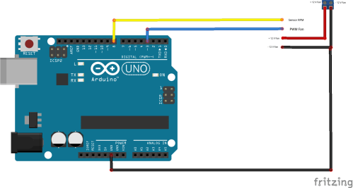 small resolution of fritzing 4 wire fan arduino schema