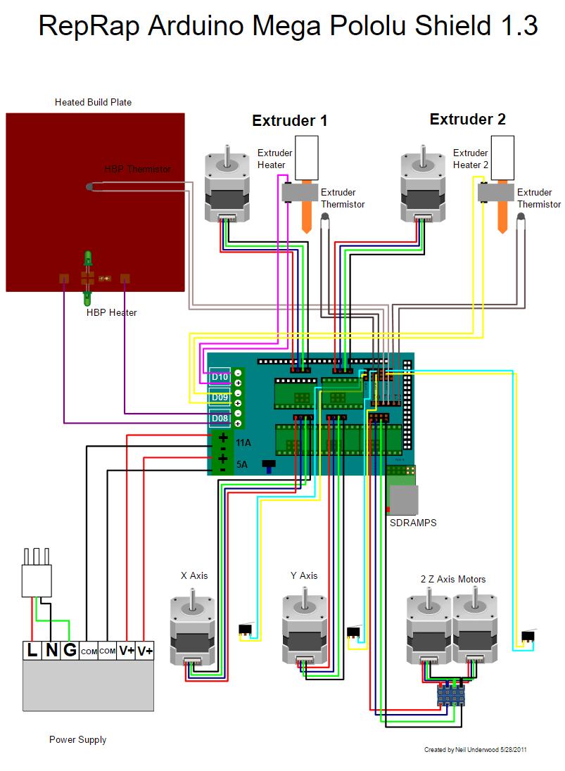 medium resolution of arduino mega shield ramps 360 power supply in addition arduino power supply diagram on xbox 360