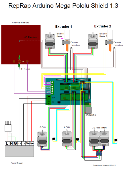small resolution of arduino mega shield ramps 360 power supply in addition arduino power supply diagram on xbox 360