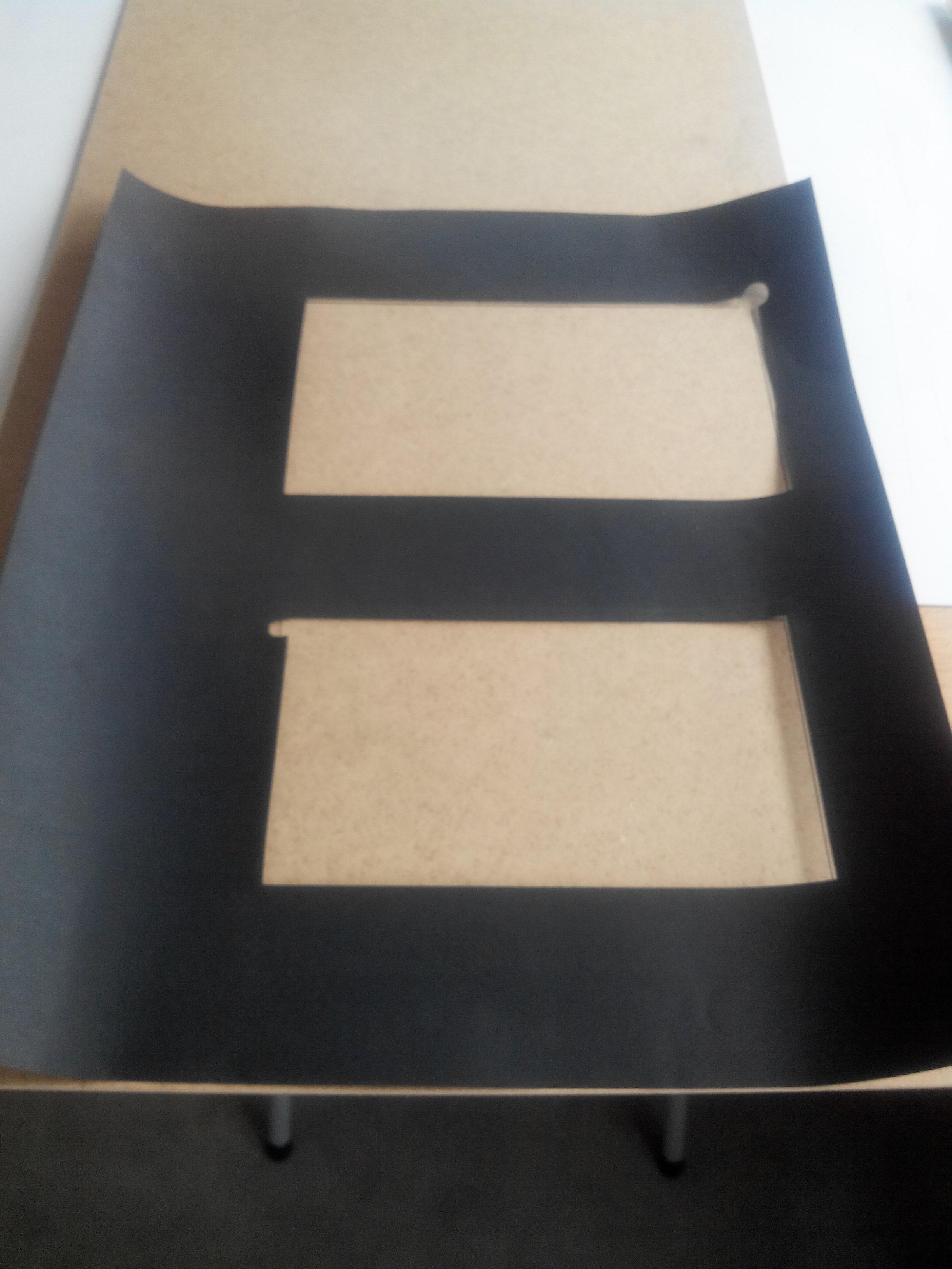 Fabrication d 39 un miroir connect domotique technoseb27 - Miroir a la decoupe ...