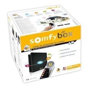 Somfy Packaging