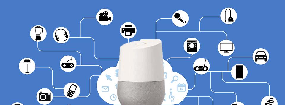 Objets Connects Compatible Avec Google Home Domotiques Home