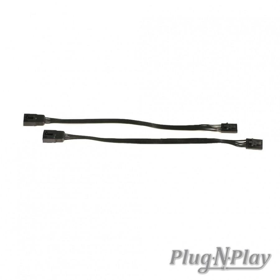 Instalacja Shock & Awe® 2.0 Wire Extensions (pair