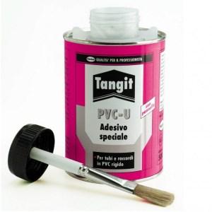 Клей для ПВХ Henkel Tangit, 1 л (с кистью)