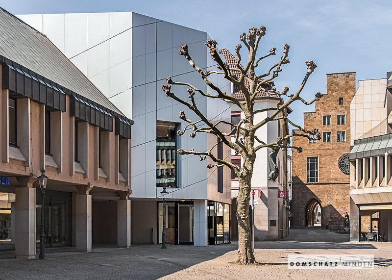 Der Domschatz Minden beherbergt eine der bedeutendsten Sammlungen christlicher Kunst in Deutschland. Foto: DVM