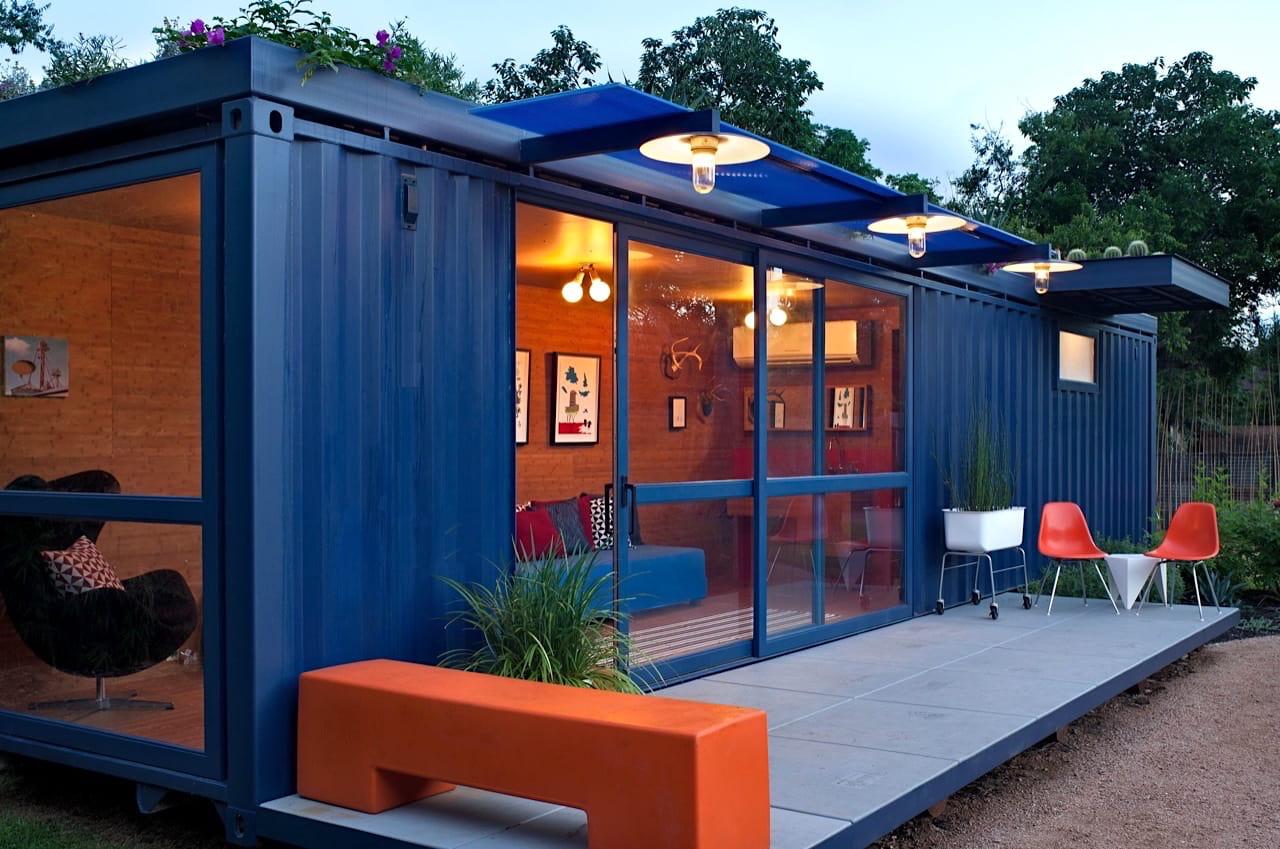 Rumah tipe kontainer akan melayani Anda untuk waktu yang cukup lama jika itu baik untuk merawatnya