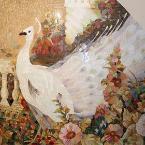 Витражная мозаика