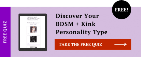 BDSM kink quiz test free