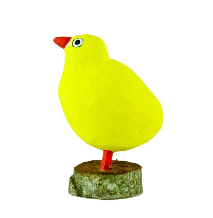 Rzeźba kurczaka - Mirosław Cichy