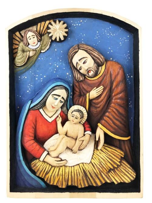 Boże Narodzenie - B. Parasion