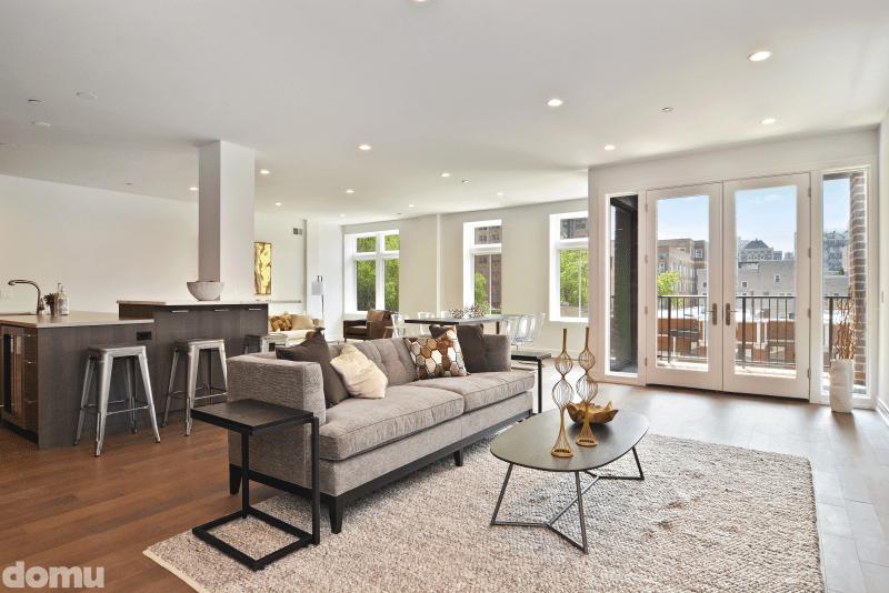 Average Rent In Chicago  2 Bedroom Apartments  Domu
