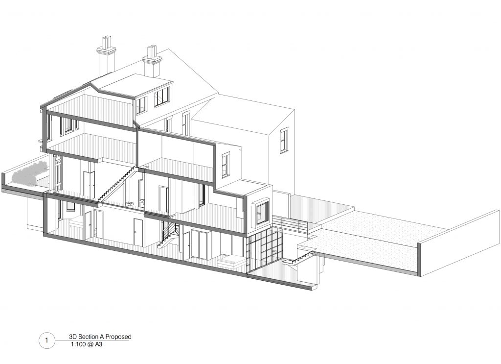 Victoria Road, Queens Park, London, NW6 • Domus Architects