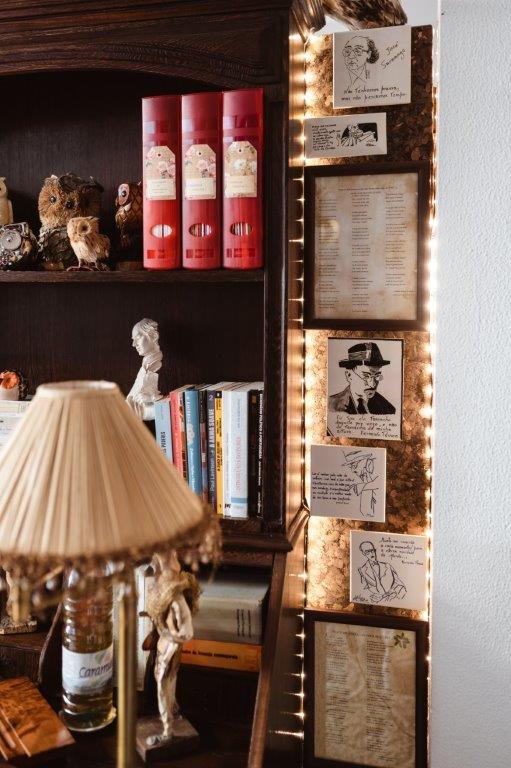 Biblioteca LAsr Casa de Repouso Domus Augusta