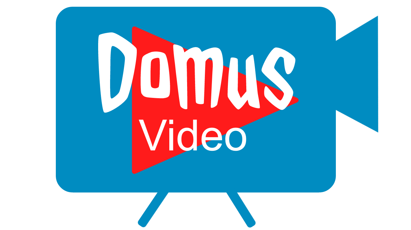 The Real Story! - Domus Video Productions logo
