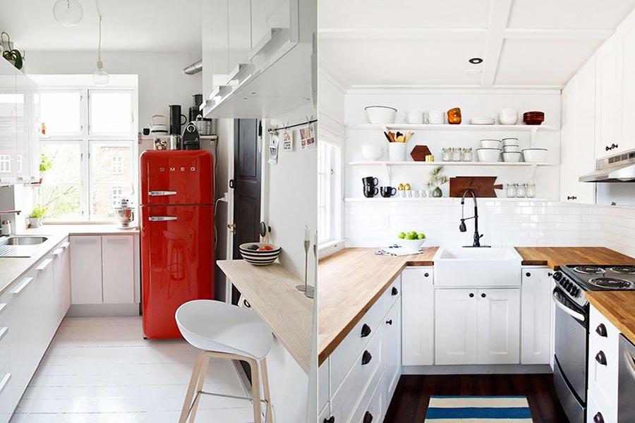Cucina Piccola E Soluzioni D Arredo – design per la casa