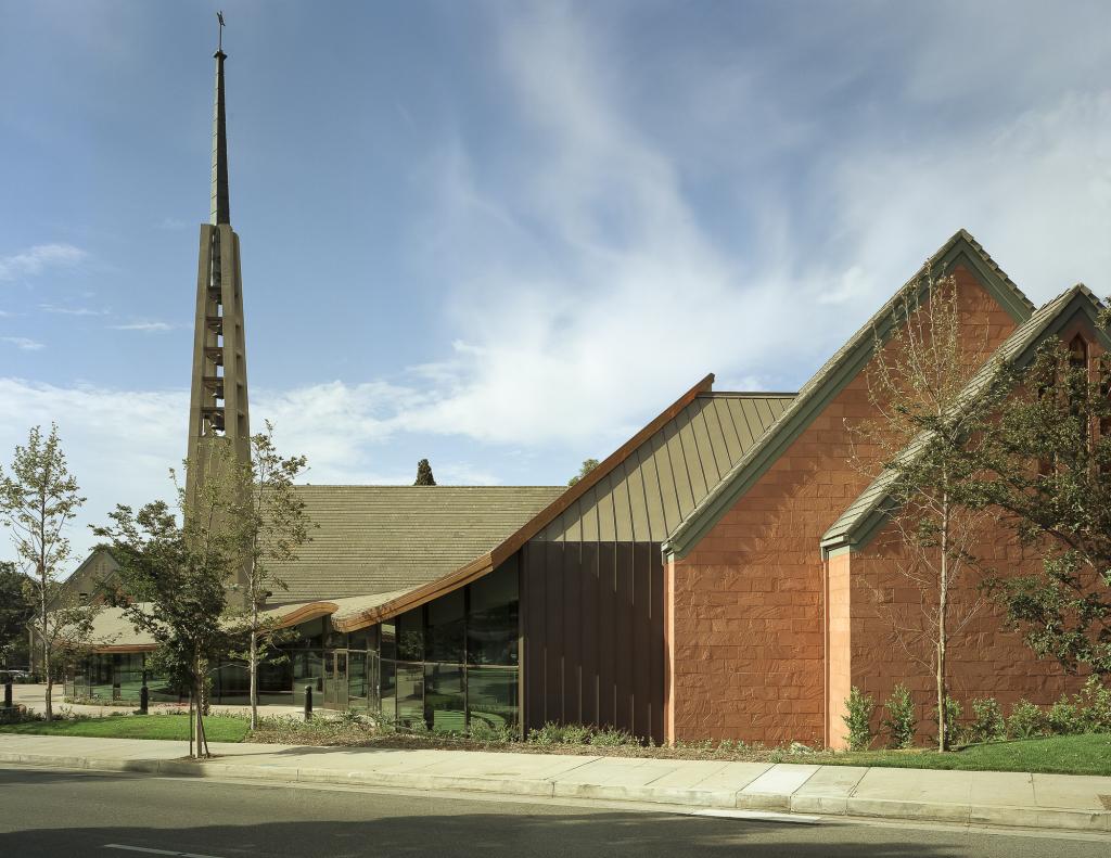 Religious Architecture  La Canada Presbyterian Church
