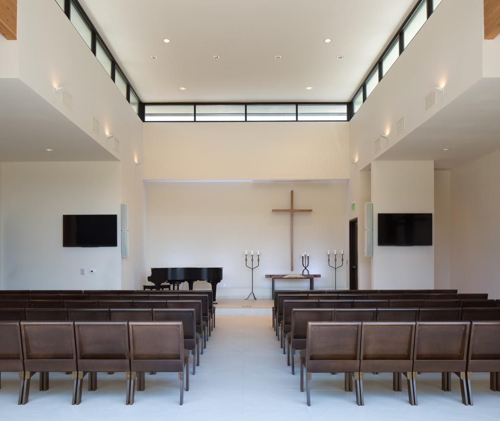 Religious Architecture  Solana Beach Presbyterian Church